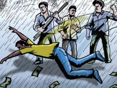 Youths high on dope, assault contractor in Bengaluru