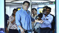 Salman loses his temper at a photographer during a press meet