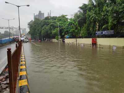 Mumbai Rains Update at 11:45 am: From Malad wall collapse to local train services, here's what we know