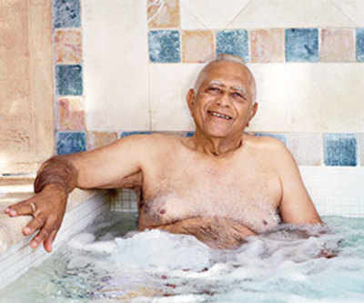 Saunas and hot tubs could help dementia sufferers