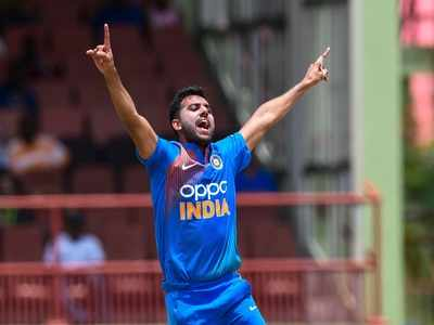 'Lethal' Deepak Chahar sets up India clean sweep in West Indies T20 series