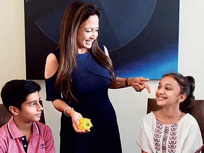 Feeding young minds: Mumbai-based nutritionist is reaching out to school children