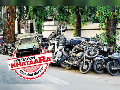 Police stations' clunkers to head for scrapyard, Kolkata-based e-auction company to be roped in