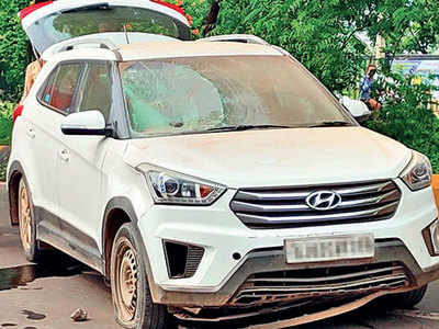 Minor takes SUV for ride, crushes labourer to death