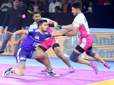 Pro Kabaddi League: Steelers tie Pink Panthers