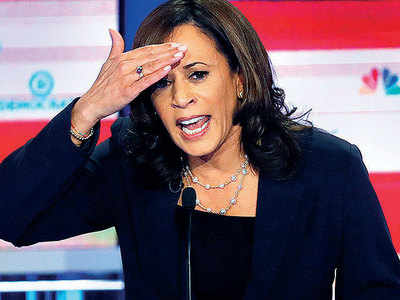 'Not African Black': Racial attack on Kamala Harris