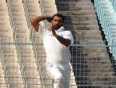 Mohammed Shami left out of BCCI annual contracts