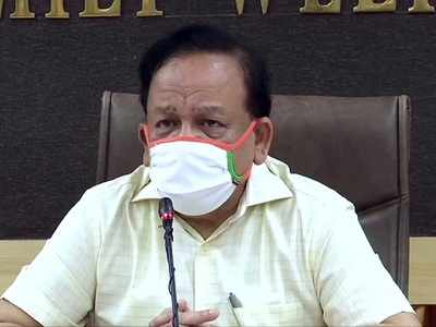COVID-19: India can do 1 lakh tests daily, says Health Minister Dr Harsh Vardhan