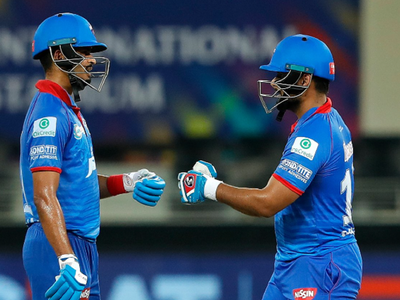 Shreyas Iyer plays captain's knock as DC set MI 157-run target in final