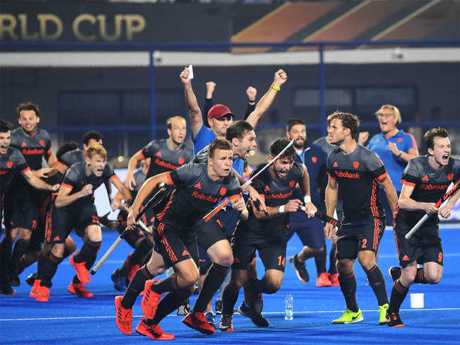 Men's Hockey World Cup 2018: Schedule, Points Table, Teams ...