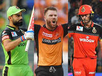 Top five: Most 50 plus scores in the IPL