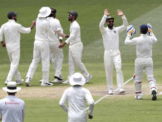 1st Test: India beat Aus by 31 runs to take 1-0 lead in four-match series