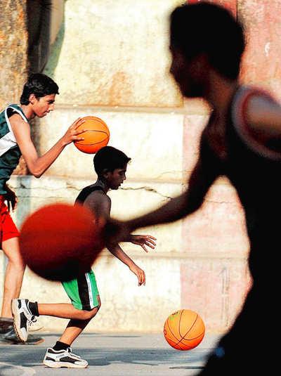 A slam dunk for education