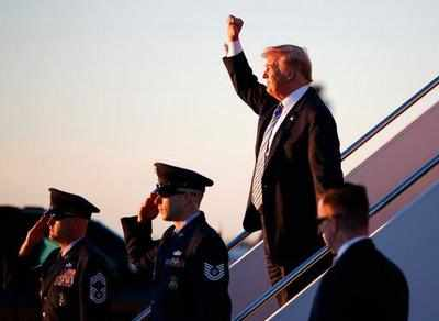 US President Donald Trump moves to ban most transgenders from serving in military