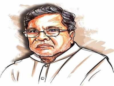 Siddaramaiah out of favour?
