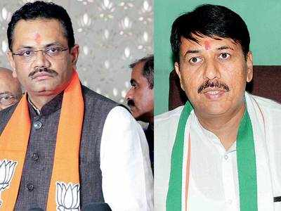 RAJYA SABHA POLLS 2020: Rebellion virus hits Gujarat Congress