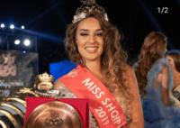 Klea Bushi crowned Miss Globe Albania 2019