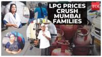 Mumbai: Rising LPG prices crush household budgets