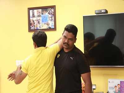 Photos: Bengaluru doctors learn self-defence techniques