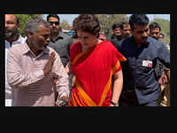 Is there anyone here who is not a patriot, Priyanka Gandhi asks supporters