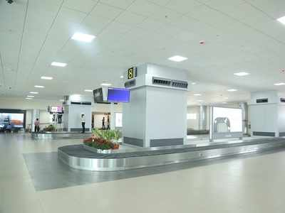 Interim domestic arrivals terminal opened at Hyderabad airport