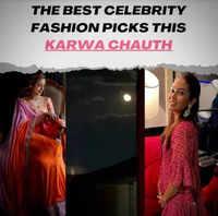 Best celebrity fashion picks this Karwa Chauth