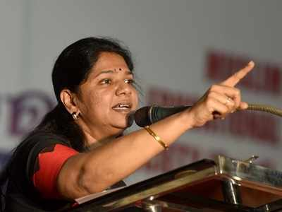 Kanimozhi writes to NHRC over custodial death of father-son duo in Tamil Nadu