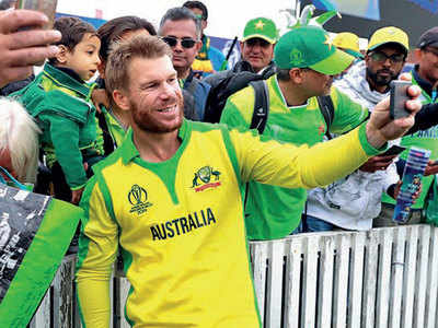 Ricky Ponting warns world about 'near-his-best' Warner