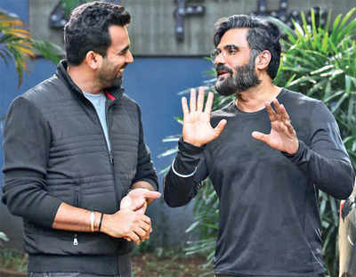 Suniel Shetty and former cricketer Zaheer Khan to launch new cricket league