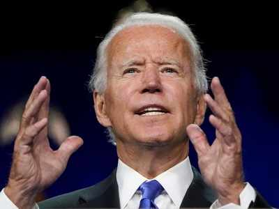 Joe Biden accepts Democratic Party's presidential nomination