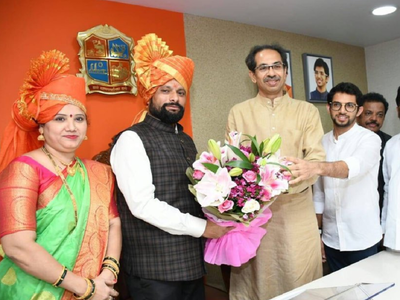 Shiv Sena's Naresh Mhaske is new Thane mayor