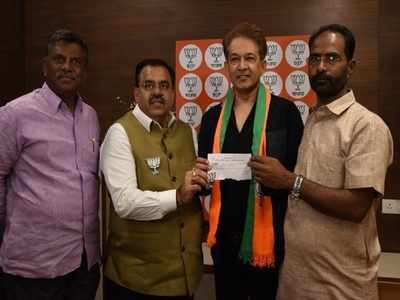 Renowned hairstylist Jawed Habib joins BJP