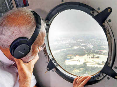 Narendra Modi declares ₹500cr for Kerala