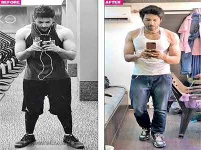 Ali Fazal loses 10 kg in muscle for new film