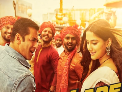 Naina Lade: Salman Khan shares new romantic track from Dabangg 3