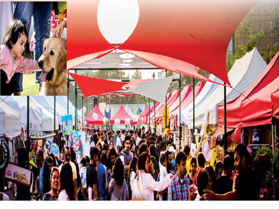 With over 200 pop-up stalls, Soul Sante is back to fill your shopping bags in Bengaluru