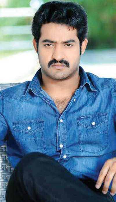 Jr NTR is too scared to play his grandad