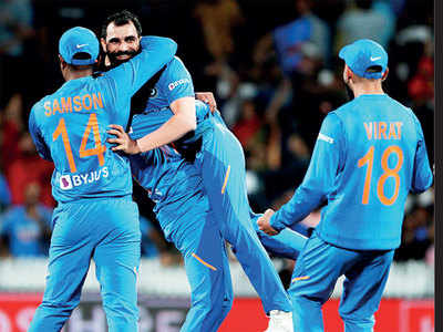 India vs New Zealand: A superfluous over