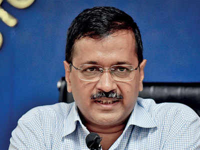 Denmark climate meet: Kejriwal denied clearance