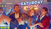 Neeraj Shridhar and Jyotica Tangri | Song - Saturday Night