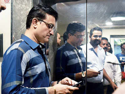 Sourav Ganguly: It's time to set right BCCI's image