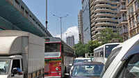 Mumbai Traffic resumes normalcy in Lockdown