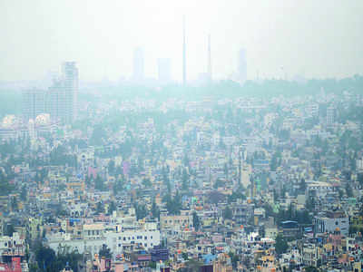Existential problem for luxury highrises near Nagavara lake