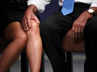 Govt can transfer employees accused of sexual harassment