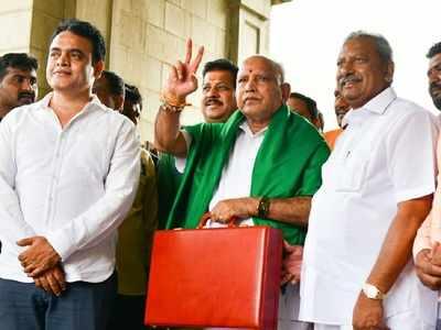 Highlights from Karnataka Budget 2020: BS Yediyurappa presents his 7th budget