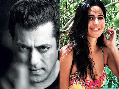 Salman Khan goes black-and-white on social media; Katrina Kaif chooses colours