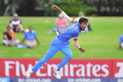 After U-19 triumph, pacer Ishan Porel looks for domestic success