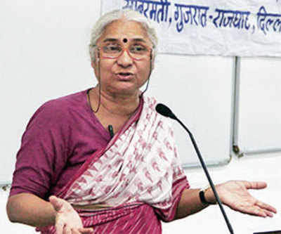 Liquor-free India is on top of Medha Patkar's agenda