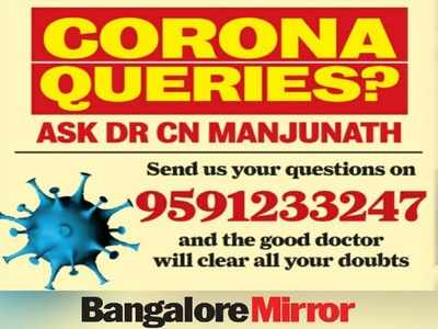 Corona queries? Ask the expert: Here are 3 of your latest coronavirus questions, answered