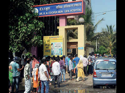To bypass Covid-19 red tape, Cooper doctors demand Rs 10,000